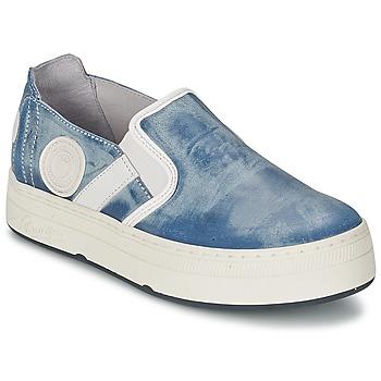 Cipők Női Belebújós cipők Pataugas PILI Tengerész