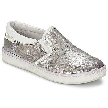 Shoes Gyerek Belebújós cipők Pataugas JLIP/S Ezüst
