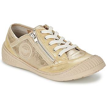 Cipők Gyerek Rövid szárú edzőcipők Pataugas RAP J Platina