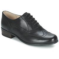 Cipők Női Bokacipők Clarks HAMBLE OAK Fekete