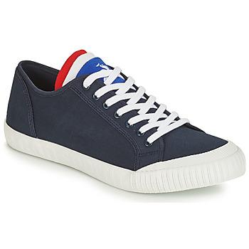 Cipők Rövid szárú edzőcipők Le Coq Sportif NATIONALE Tengerész