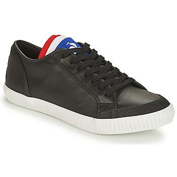 Cipők Rövid szárú edzőcipők Le Coq Sportif NATIONALE Fekete