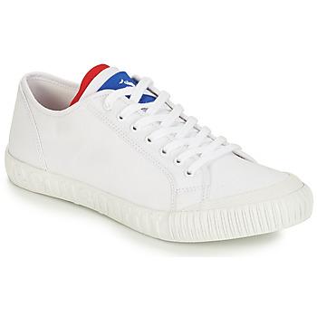 Cipők Rövid szárú edzőcipők Le Coq Sportif NATIONALE Fehér / Kék / Piros