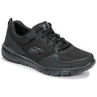 Cipők Férfi Fitnesz Skechers FLEX ADVANTAGE 3.0 Fekete