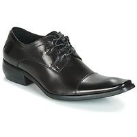Cipők Férfi Oxford cipők Kdopa ARNOLD Fekete