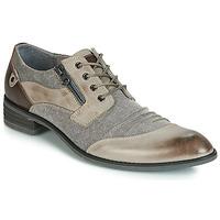 Cipők Férfi Oxford cipők Kdopa MONTMARTRE Szürke