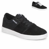 Cipők Rövid szárú edzőcipők Supra STACKS II Fekete  / Fehér