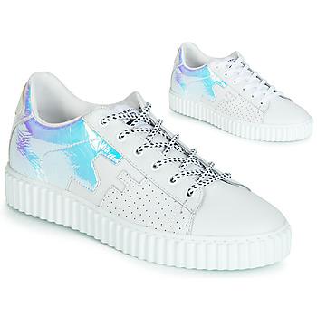 Cipők Női Rövid szárú edzőcipők Serafini MADISON Fehér