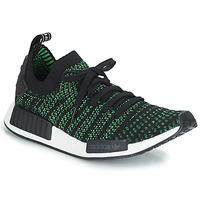 Cipők Rövid szárú edzőcipők adidas Originals NMD_R1 STLT PK Fekete  / Zöld