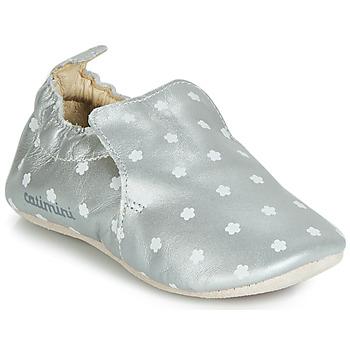 Cipők Lány Mamuszok Catimini CATA Ezüst