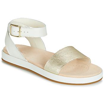 Cipők Női Szandálok / Saruk Clarks BOTANIC IVY Fehér