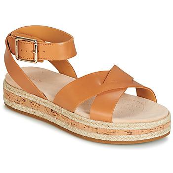 Cipők Női Szandálok / Saruk Clarks BOTANIC POPPY Barna