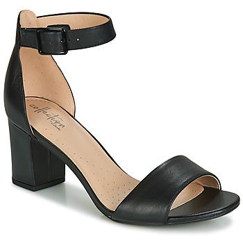Cipők Női Szandálok / Saruk Clarks DEVA MAE Fekete