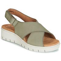Cipők Női Szandálok / Saruk Clarks UN KARELY SUN Homokszín