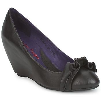 Shoes Női Félcipők Couleur Pourpre BRIGITTE Szürke
