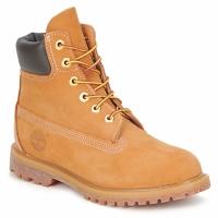 Cipők Női Csizmák Timberland 6 IN PREMIUM BOOT Bézs