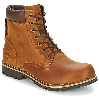 Cipők Férfi Csizmák Timberland EK RUGGED 6 IN PLAIN TOE BOOT Barna
