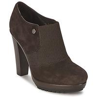 Cipők Női Bokacsizmák Alberto Gozzi SOFTY MEDRA Barna