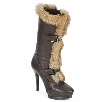 Shoes Női Bokacsizmák Alberto Gozzi BOTERO GRATO Barna