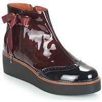 Cipők Női Csizmák Fericelli JANDICI Bordó