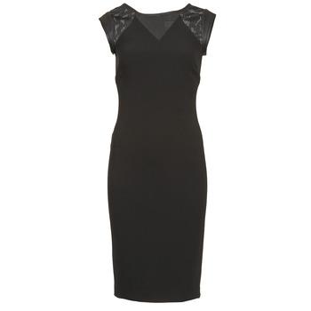 Ruhák Női Rövid ruhák Naf Naf EPOIS Fekete