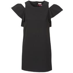 Ruhák Női Rövid ruhák Naf Naf X-KARLI Fekete