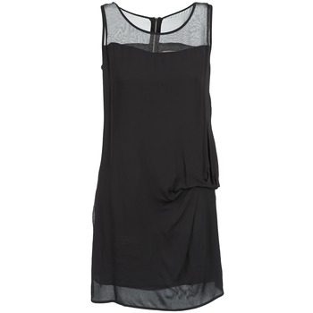 Ruhák Női Rövid ruhák Naf Naf X-LAMO Fekete