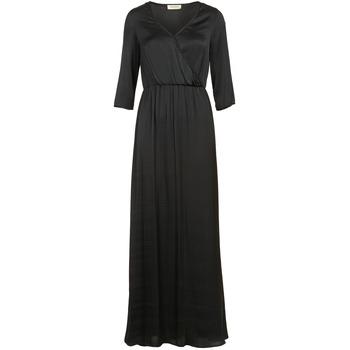 Ruhák Női Hosszú ruhák Naf Naf X-MAYOU Fekete