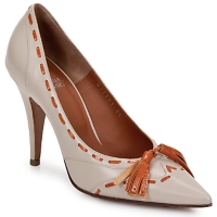 Cipők Női Félcipők Michel Perry CAMOSCIO Por