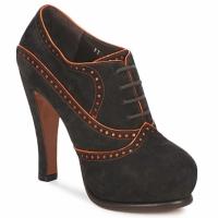 Shoes Női Bokacsizmák Michel Perry ORCHID Vad-Orchidea-Narancssárga-Tök
