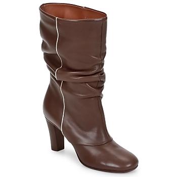 Shoes Női Bokacsizmák Michel Perry SAHARA Keki