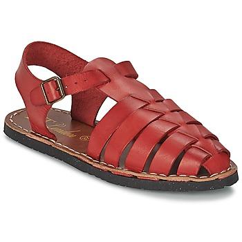 Cipők Női Szandálok / Saruk Betty London EKINO Piros