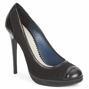 Cipők Női Félcipők Pollini PA1010 Fekete