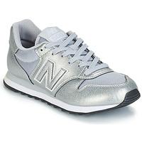 Cipők Női Rövid szárú edzőcipők New Balance GW500 Ezüst
