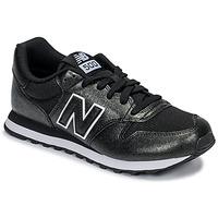 Cipők Női Rövid szárú edzőcipők New Balance GW500 Fekete