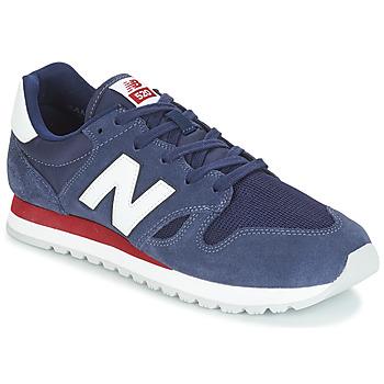 Cipők Rövid szárú edzőcipők New Balance U520 Kék
