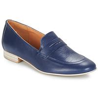 Cipők Női Mokkaszínek Karston JOCEL Kék