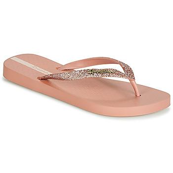 Cipők Női Lábujjközös papucsok Ipanema LOLITA III Rózsaszín