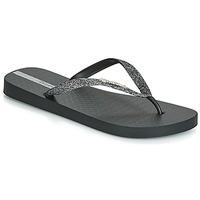 Cipők Női Lábujjközös papucsok Ipanema LOLITA III Fekete