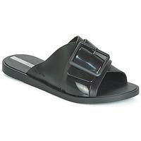 Cipők Női Papucsok Ipanema UNIQUE Fekete