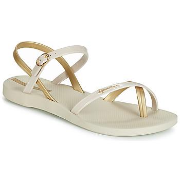 Cipők Női Szandálok / Saruk Ipanema FASHION SANDAL VII Bézs / Arany