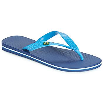 Cipők Férfi Lábujjközös papucsok Ipanema CLASSIC BRASIL II Kék