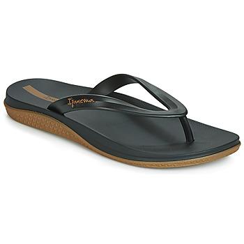 Cipők Férfi Lábujjközös papucsok Ipanema ANATOMIC LAPA AD Fekete