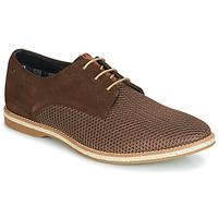 Cipők Férfi Oxford cipők Base London KINCH Barna