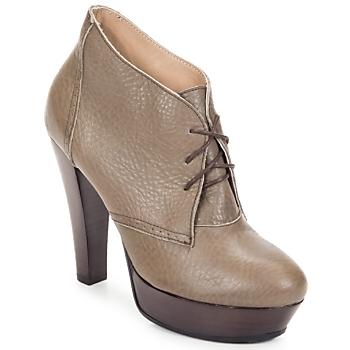 Cipők Női Bokacsizmák Keyté ETRIOU Tópszínű