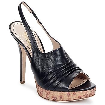 Cipők Női Szandálok / Saruk Jerome C. Rousseau CAMBER Fekete