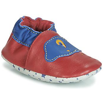 Cipők Fiú Mamuszok André LES BULLES Piros
