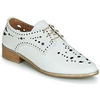 Cipők Női Oxford cipők André THADDEUS Fehér