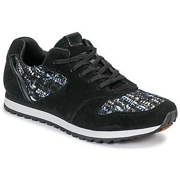 Cipők Női Rövid szárú edzőcipők André MARGO Fekete