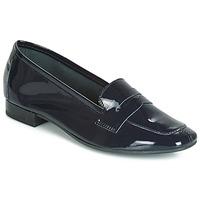 Cipők Női Mokkaszínek André NEMOURS 2 Tengerész